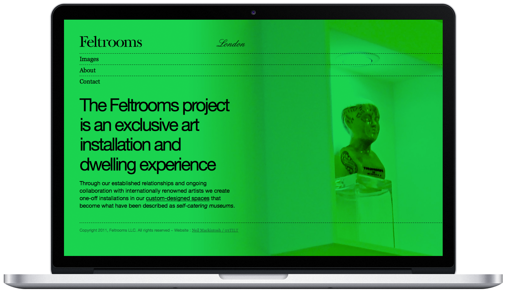 Feltrooms screen 01