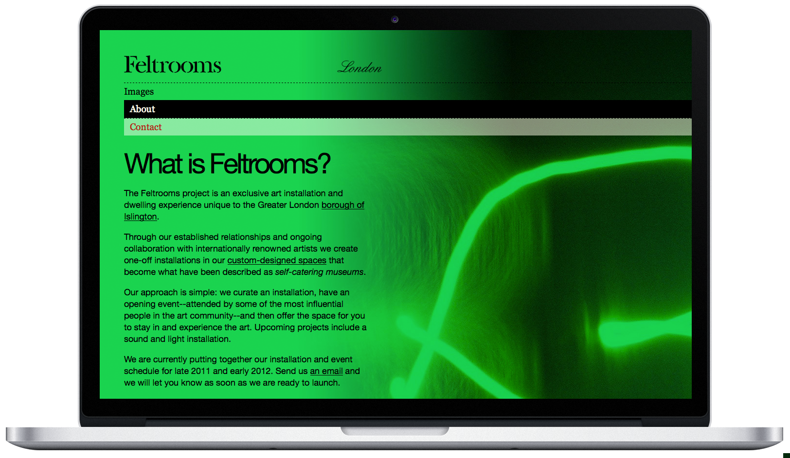 Feltrooms screen 04
