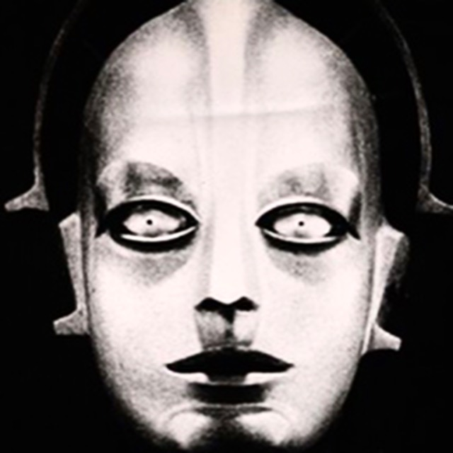 Android close-up from Metropolis