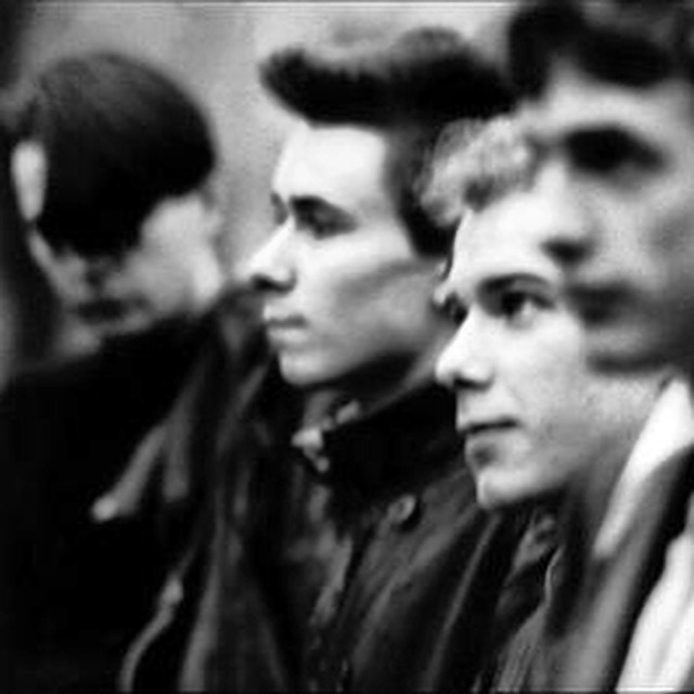 Profiles of Scottish band, Josef K