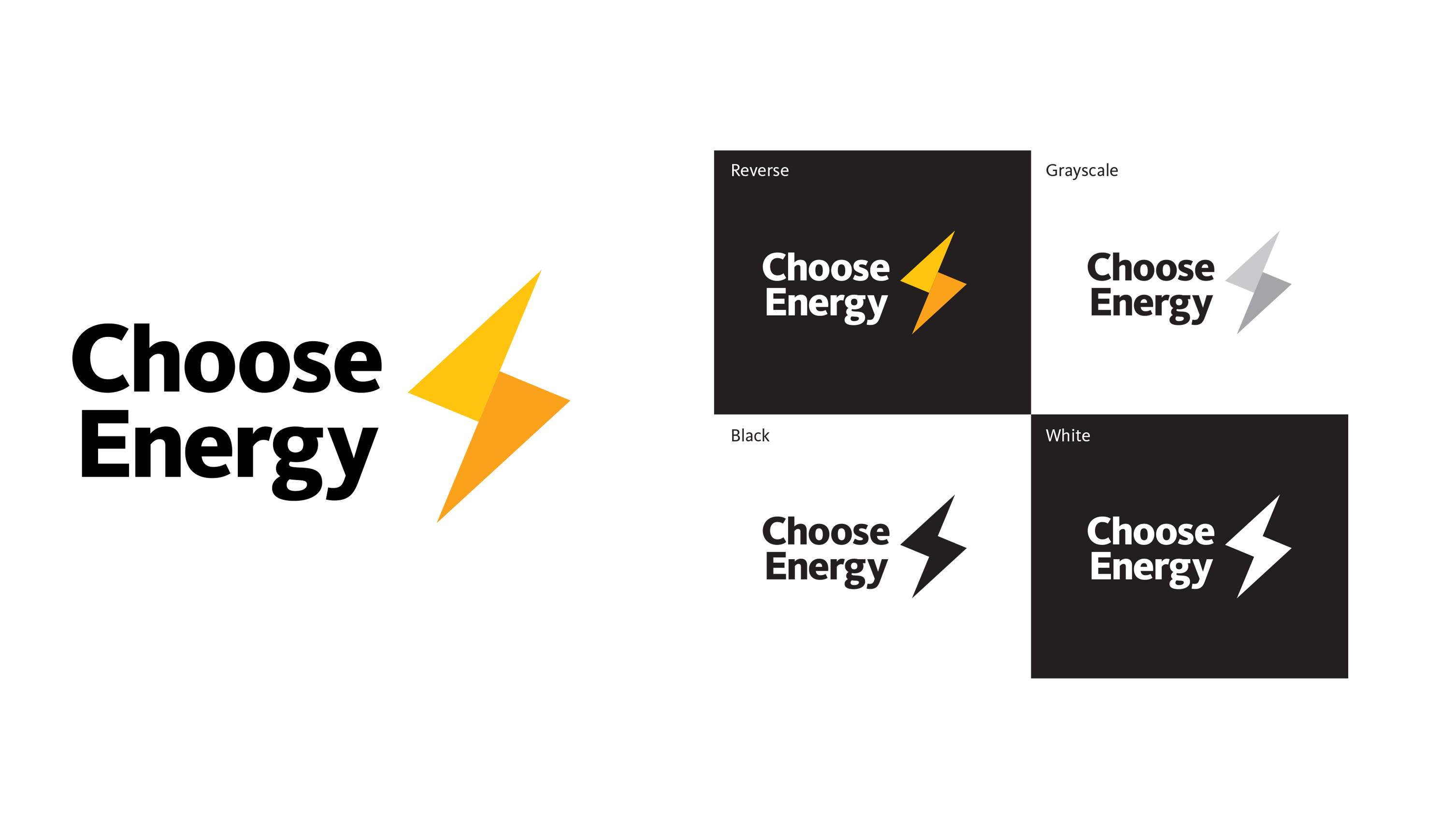 Choose Energy - logo